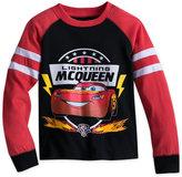 Disney Lightning McQueen Long Sleeve T-Shirt for Boys