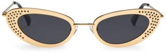 Cat Eye 62MM The Royale Cat-Eye Sunglasses