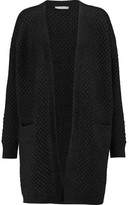 Vince Waffle-Knit Wool-Blend Cardigan
