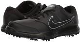 Nike Durasport 4 (Black/Metallic Silver/Black) Men's Golf Shoes