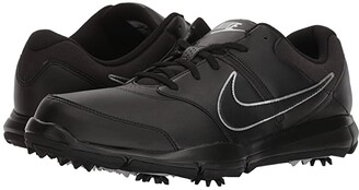 Nike Durasport 4 (Black/Metallic Silver/Black) Men's Golf Shoes
