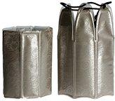 Vacu-Vin Rapid Ice Wine and Champagne Cooler Set - Platinum