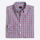 J.Crew Factory Washed shirt in tattersall