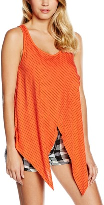 Nikita Herrong Top Orange - Orange - X-Small