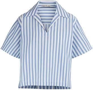 Acne Studios Striped blouse
