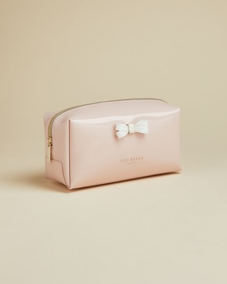 Ted Baker EULALI Bow detail makeup bag
