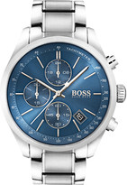HUGO BOSS 1513478 Grand Prix stainless steel watch