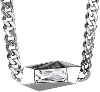 Swarovski Crystal Rhodium Necklace