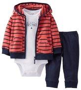 Carter's Baby Boys' 3 Piece Cardigan Set (Baby) - 12 Months