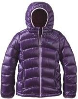Patagonia Girl's 'Hi-Loft' Hooded Down Jacket