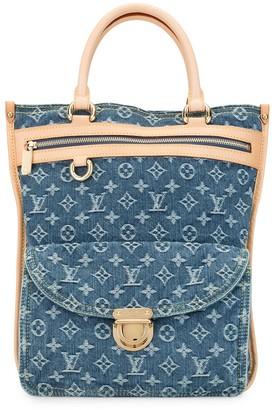 Louis Vuitton 2005 Pre-Owned Logo Print Tote Bag