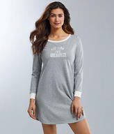 Kate Spade Brushed Jersey Knit Sleep Shirt