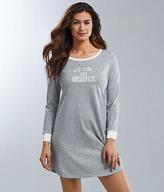 Kate Spade Brushed Jersey Knit Sleep Shirt