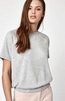La Hearts Dorito Fleece Cutoff Sweatshirt