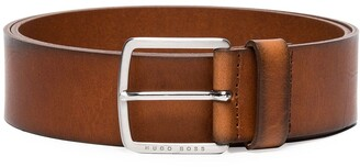 HUGO Adjustable Buckled Belt