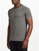 Ralph Lauren Short Sleeve T-shirt, Windsor Heather