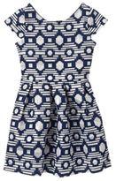 Crazy 8 Jacquard Geo Dress
