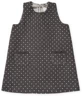 Baby CZ Sabrina Jumper Dress with Pockets