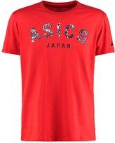 Asics Print Tshirt True Red