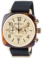 Briston Classic Chronograph Date - Champagne Dial