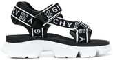 Givenchy Jaw chunky sandals