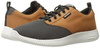 Skechers Depth Charge Trahan (Wheat/Black) Men's Lace up casual Shoes
