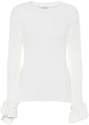 Dries Van Noten Cotton-blend sweater