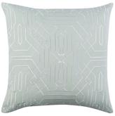 Surya Ridgewood Geometric Pillow