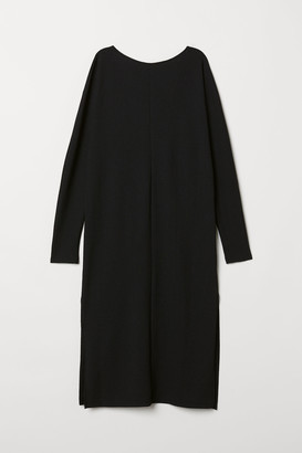 H&M Boat-neck dress
