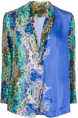 Antonelli East Hampton paisley-print blazer