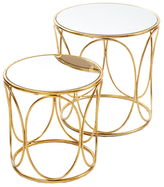 Twos Company Clarice Tables (Set of 2)