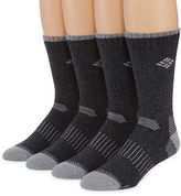 Columbia 4-pk. Mens Crew Socks