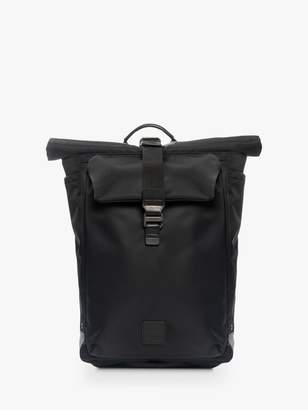 Knomo Novello Roll-Top Backpack for Laptops up to 15, Black