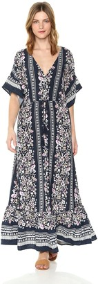 MinkPink Women's in Bloom Maxi Dress