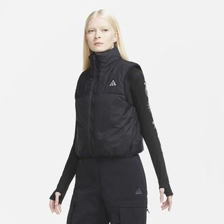 "Nike Women's Packable Insulated Vest ACG ""Rope De Dope"""