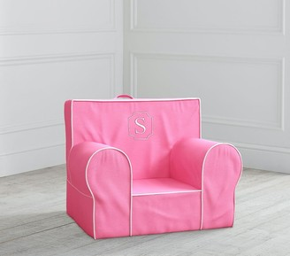 Pottery Barn Kids My First Bright Pink Anywhere Chair Slipcover Only