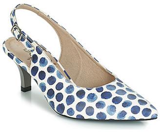 Dorking 7814 women's Heels in Blue