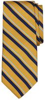 Brooks Brothers Print Stripe Tie