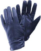 FLOSO Ladies/Womens Sheepskin Leather Gloves (M/L)