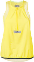 adidas by Stella McCartney half zip tank top