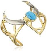 """House Of Harlow Ankolie Horn Cuff Bracelet, 2.25"""""""