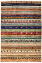 Solo Rugs Tribal Oriental Area Rug, 4'3 x 6'2