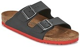 Birkenstock ARIZONA Noir / Rouge