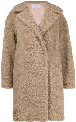 Harris Wharf London Shearling Coat