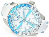 Vostok Europe Radio Room Automatic Men's Analog Limited Edition Watch and Blue 2426/225A270