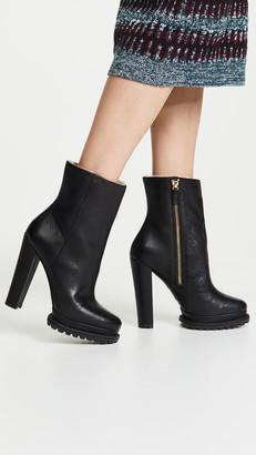 Alice + Olivia Holden Platform Boots