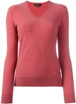 Loro Piana cashmere V-neck jumper - women - Cashmere - 38
