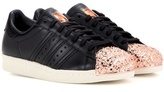 adidas Superstar 80s Metal Toe leather sneakers