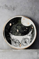 Anthropologie Moonlit Forest Dessert Plate