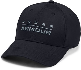 Under Armour Men's UA Wordmark Stretch Fit Cap